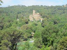 el castell i la masia